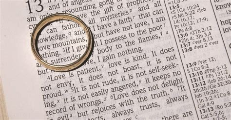Wedding Vows From The Bible by Bible Readings For Your Wedding