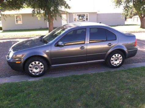 grey volkswagen jetta 2003 find used charcoal grey 2003 jetta clean in texhoma