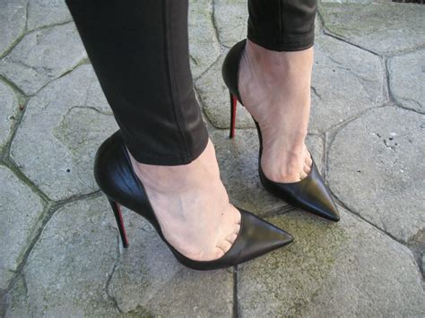 Do You Work The Toe Cleavage by Stilly S Pigalle Parade Plus Page 489 Purseforum