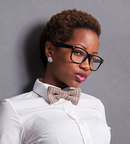 25 Short Cuts for Black Women   Short Hairstyles 2016
