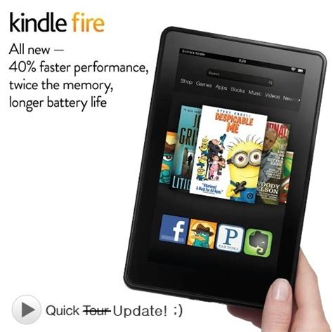 kindle fire 2nd generation updated by amazon, too! – the