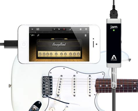 Garageband Interface Recording A Song On With Apogee Mic And Jam In