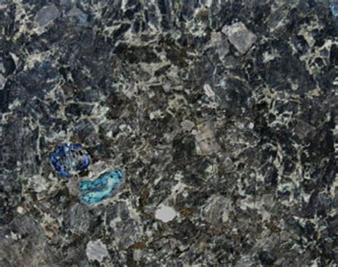Volga Blue Granite Volga Blue Granite Slab