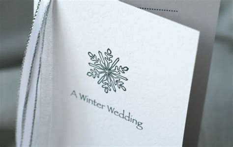 Simple Unique Wedding Invitations by Unique Winter Wedding Invitations Ipunya