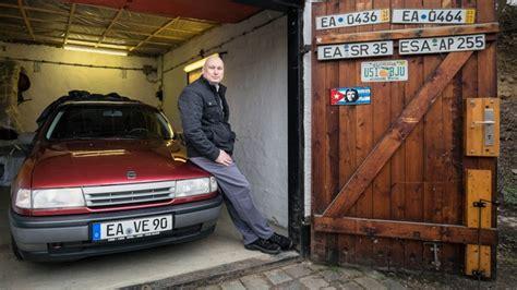 garage eisenach die lange suche nach der ziffer 6 opel post