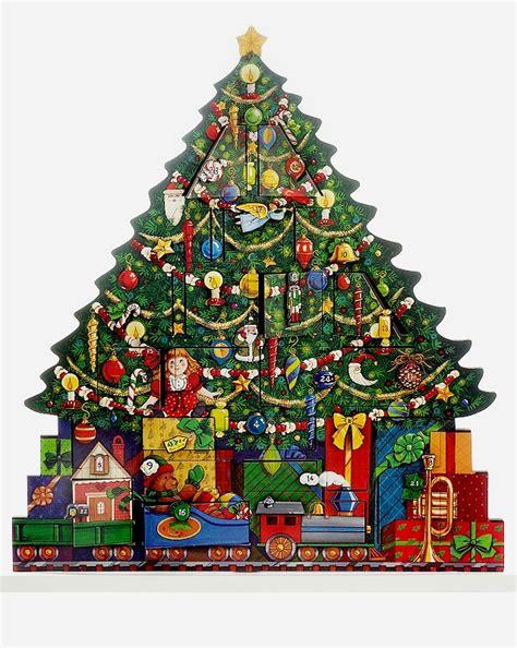 christmas tree advent box christmas ornament advent