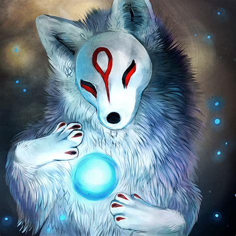 Fox Ekor Rubah Kitsune Small fierychiwoman adventures of a tattooed therapist
