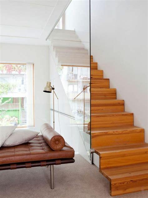 Treppengeländer Innen Glas Preis by 40 Treppengel 228 Nder Glas Luftiges Gef 252 Hl Im Innendesign