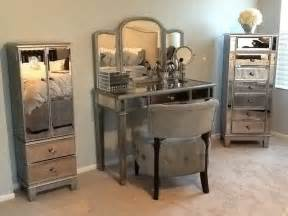 Mirrored Bedroom Vanity Sale Quot Hayworth Vanity Quot And Makeup Storage