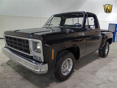 1979 Chevrolet C10 by 1979 Chevrolet C10 Stepside 1979 Chevrolet Scottsdale C10