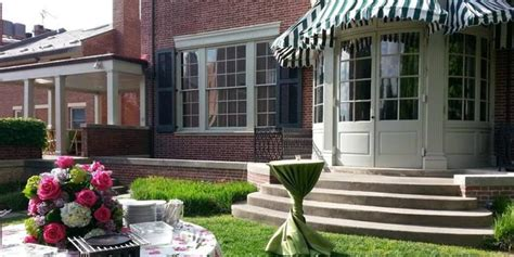 woodrow wilson house woodrow wilson house museum weddings get prices for wedding venues