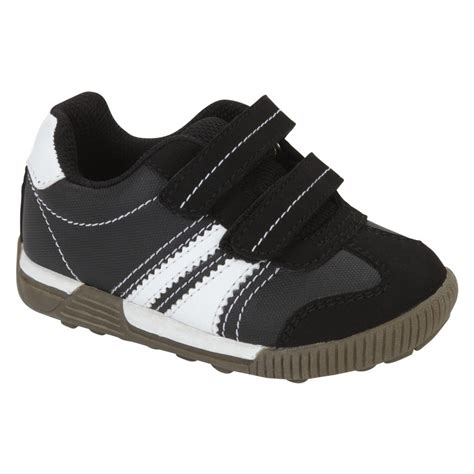 black shoes for kid wonderkids toddler boys ronson casual shoe black