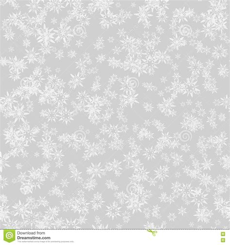 abstract snowflakes seamless pattern background royalty abstract white snowflake pattern on grey background black