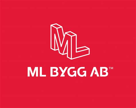 effect bygg design ab logo design for ml bygg ab bj 246 rn berglund creative