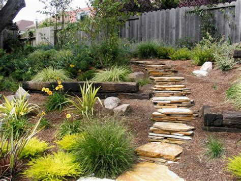 landscaping pathways stacked stone steps a beautiful path of stacked stone
