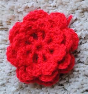 snipsnaphappy crochet flowers