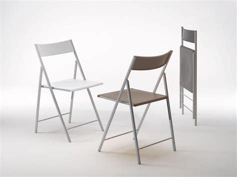 sedie pieghevoli plastica 6 sedie pieghevoli in plastica e acciaio