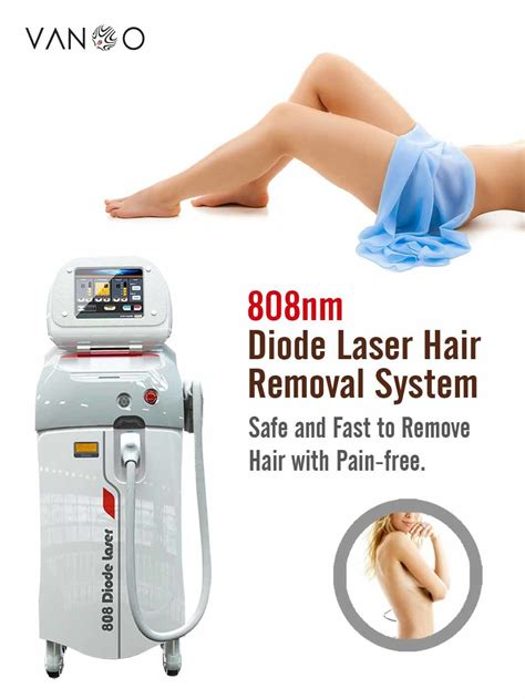 diode laser tattoo removal china 808nm diode laser hair removal machine safe