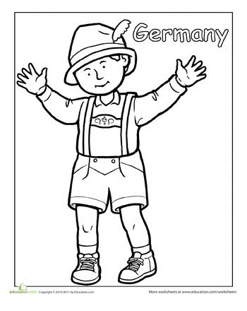 children around the world coloring page | free coloring