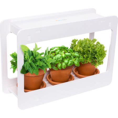 mindful design white led indoor  home mini window
