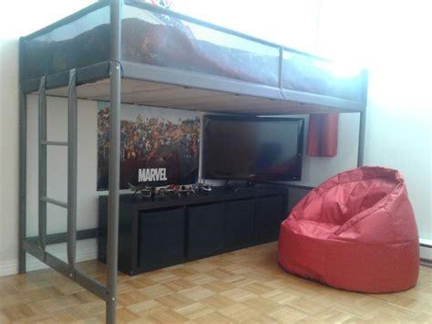 loft bed hacks 25 best ideas about ikea bed hack on pinterest kura bed