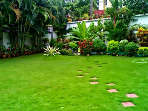 kerala style landscape design  kerala home design