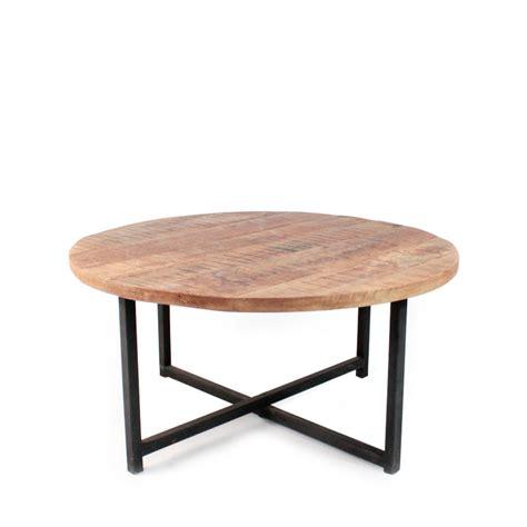 table basse bois et metal pas cher 20 id 233 es de