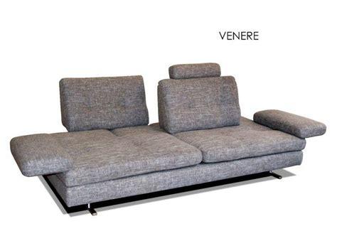 canap駸 tissus haut de gamme canape haut de gamme italien venere 3 5 places venere de