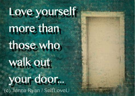 More On Monday The Who Walked Into Doors By Roddy Doyle by Self U Inspiration Quotes About Loving Yourself