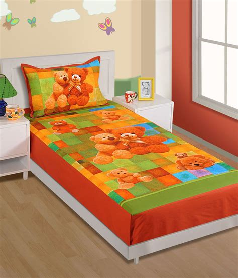 Green And Orange Bedding Sets Swayam Orange And Green Baby Themes Bedding Set Buy Swayam Orange And Green Baby Themes