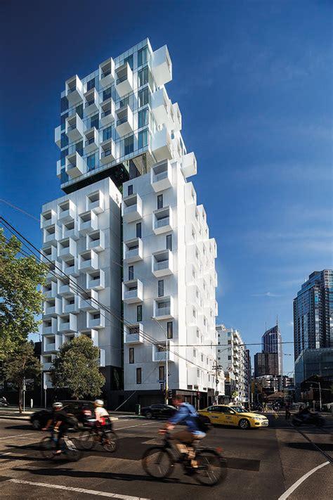 jackson clements burrows design  apartment building