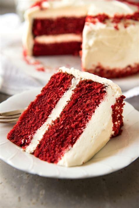 kuchen selber gestalten 1001 ideen f 252 r roter samtkuchen zum genie 223 en mit partner