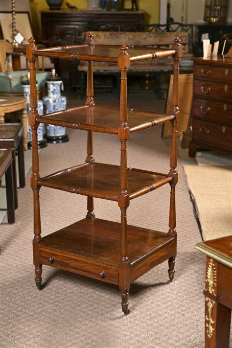 Etagere 9 Cases Fly by Etagere With Drawer For Sale At 1stdibs