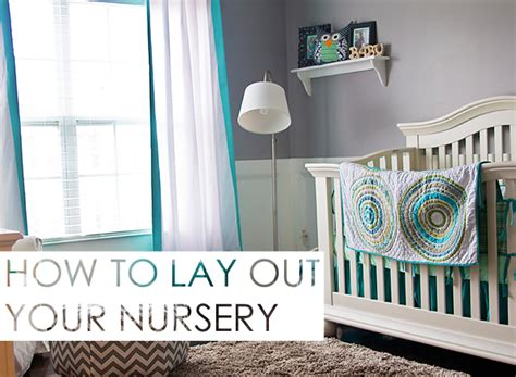 small nursery layout ideas perfect spacing how to lay out a nursery project nursery