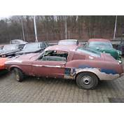 1967 Mustang Fastback Project Car For Sale  MAKE OFFER