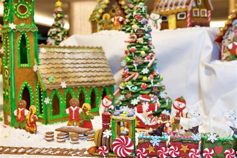 Gingerbread House Competition by November Gingerbread House Competition Sweet Things To