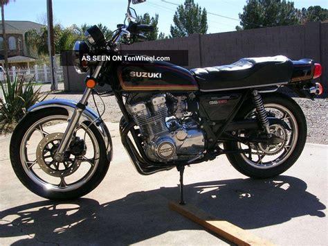 Suzuki Gs Engine 1978 Suzuki Gs550e Custom 750 Engine