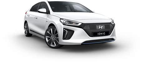 Smart Technologies by Hyundai Ioniq Hybrid