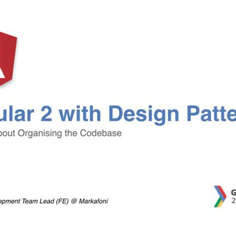 pattern is not working in angular 2 angular 2 with design patterns by barış g 252 ler