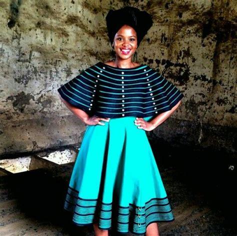 xhosa design dress umbhaco mordenxhosaattire xhosa traditional attire