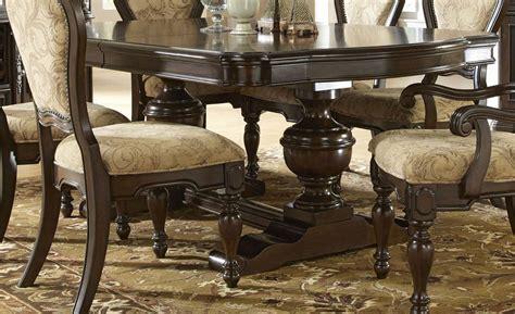 pulaski cassara dining table pf 518240 41 at homelement com