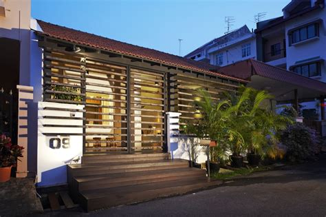Small House With Big Idea In Singapore Idesignarch Interior Design Architecture