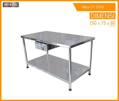 Meja Stainless meja stainless harga bekas kualitas baru