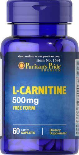 Best Puritan S Pride L Carnitine 500 Mg 60 Cap Pembakar Lemak puritan s pride 2 pack of l carnitine 500 mg carnitine 500