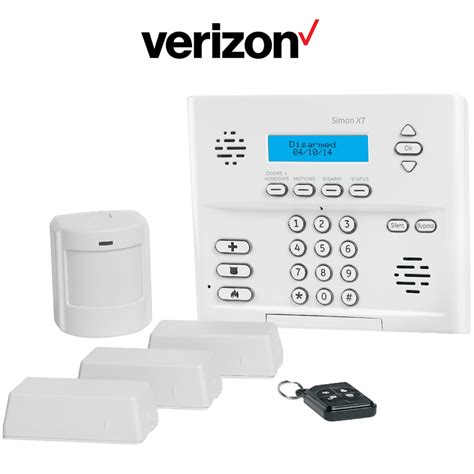 interlogix simon xt cellular cdma wireless security system