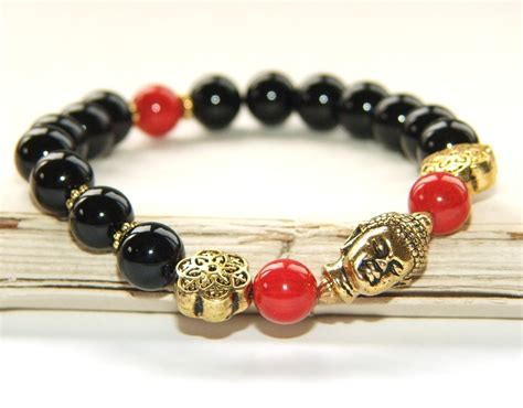 black beaded bracelet meaning coral lookup beforebuying