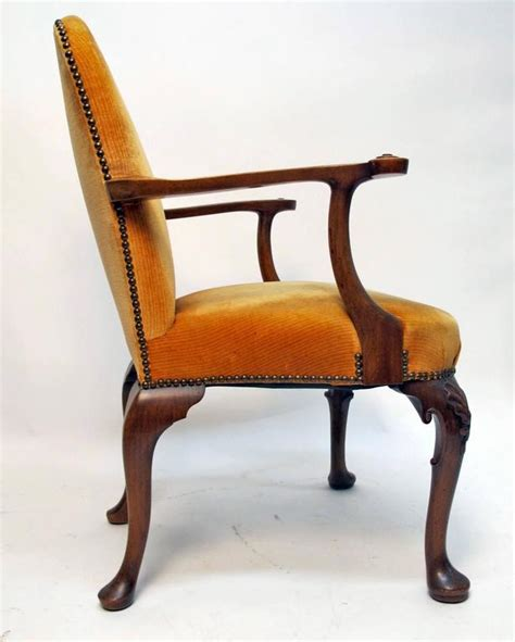 queen anne armchairs queen anne style armchair for sale at 1stdibs