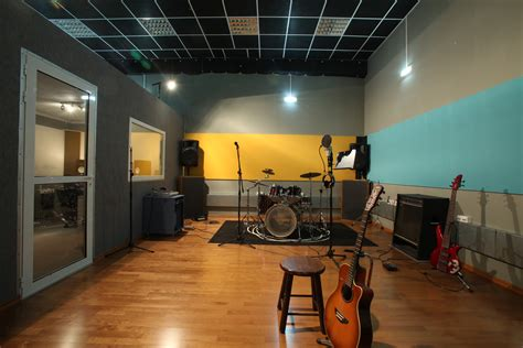 recording room pacific studio recording and rehearsal studio in sofia bulgaria