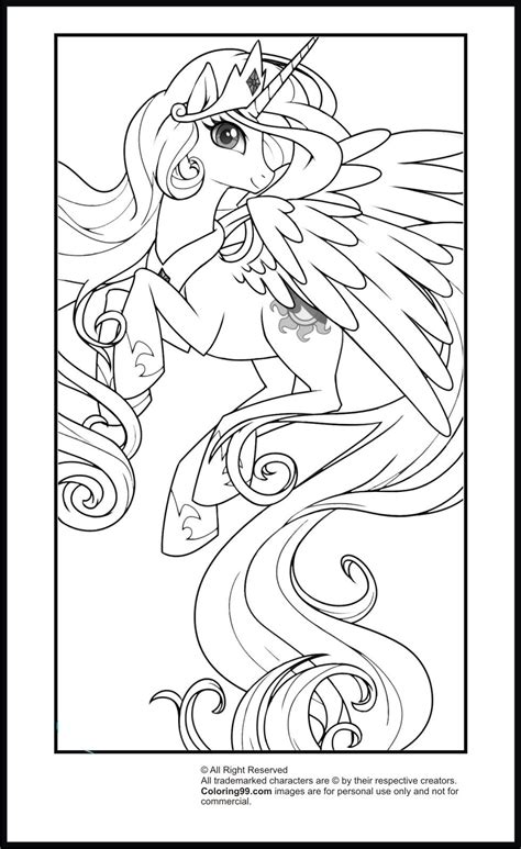 my pony coloring book review 12 pics of celestia my pony coloring pages my
