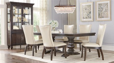 7 Pc Dining Room Sets by Westerleigh Oak 7 Pc Rectangle Dining Room Dining Room
